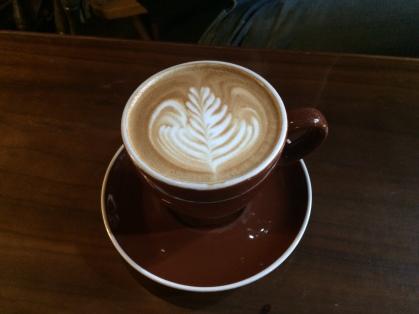 Cafe Latte ₩5,000